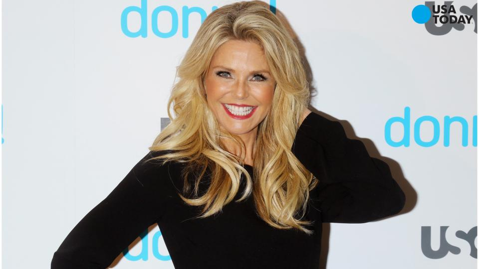 Christie Brinkley: I'd 'never make it' in modeling today