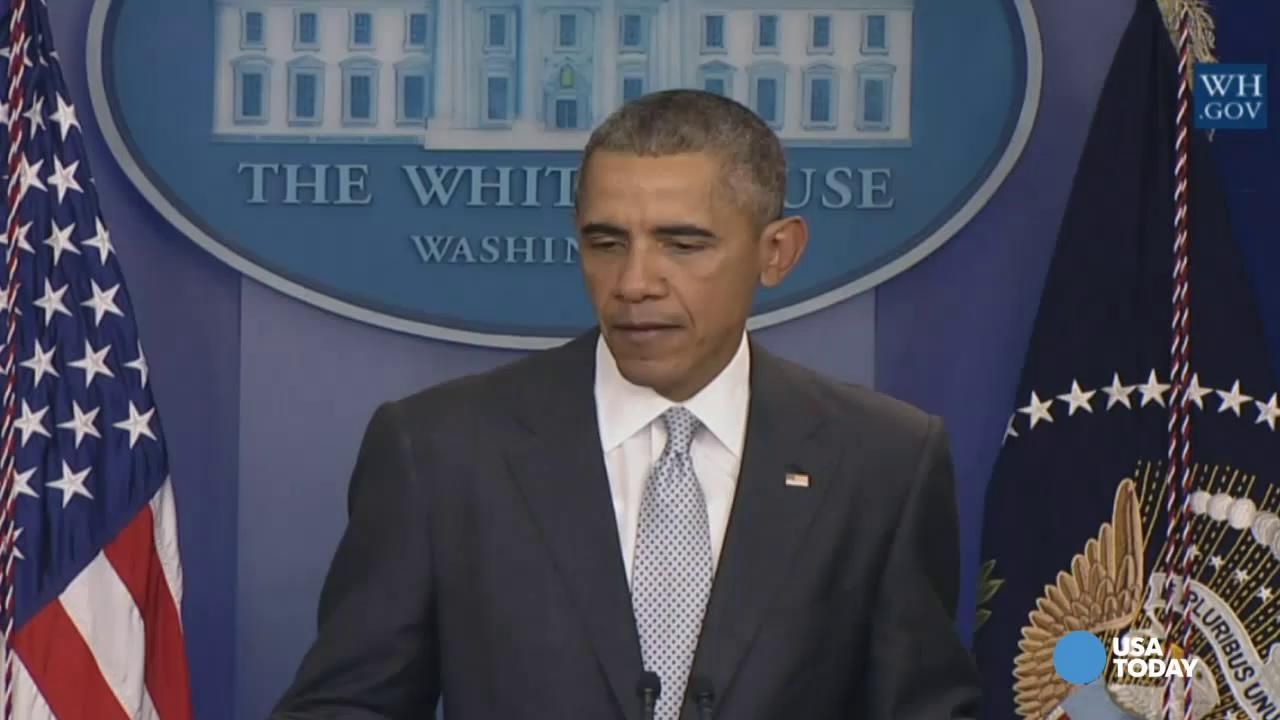 Obama: Attack on Paris is 'attack on all humanity'