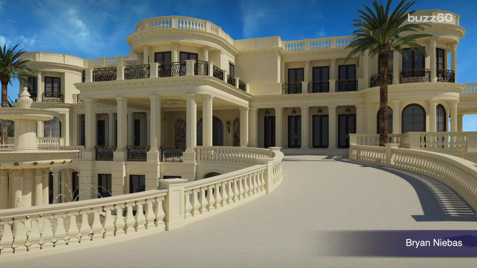 The most expensive home in America is selling for $159M