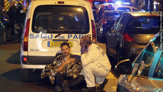 Multiple arrests made in connection to Paris terrorist attack