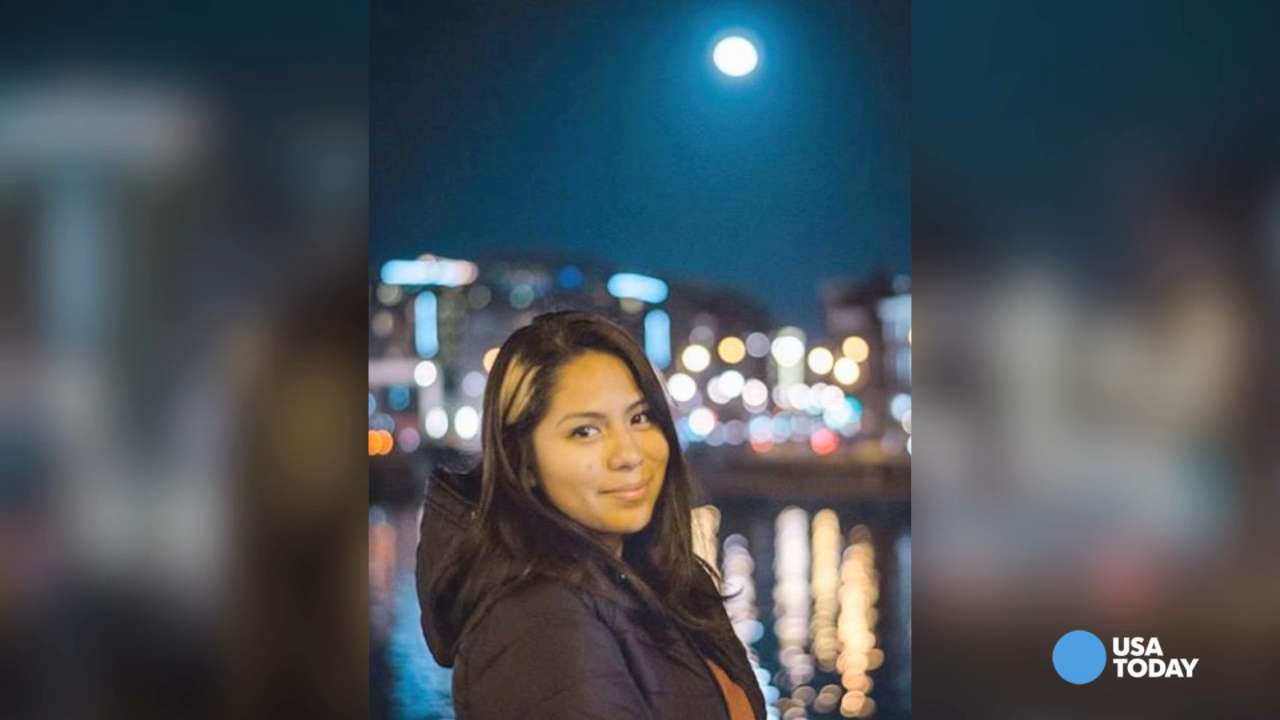 A college student from California, Nohemi Gonzalez, was among those killed in Friday's terror attacks in Paris. The university released a statement on Facebook, offering condolences to the family.