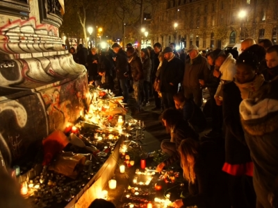 Mourning, fear In Paris following attacks