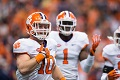 Week 11 Amway Coaches Poll: Clemson ascends to No. 1