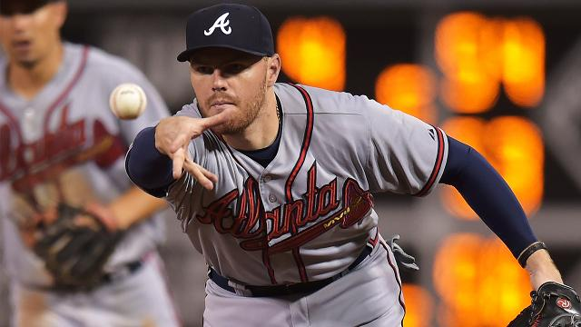 Atlanta braves trade options