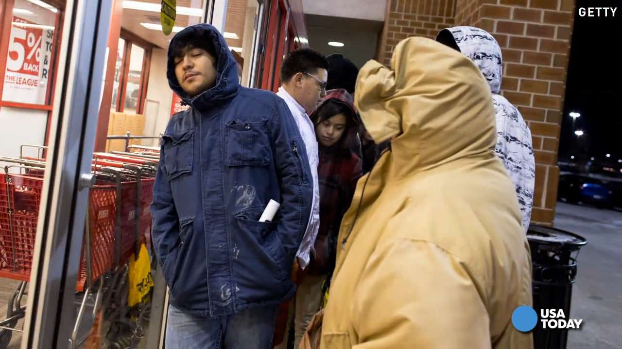 Planning on waiting in line for Black Friday? Deal expert Matt Granite explains why you're better off staying home.