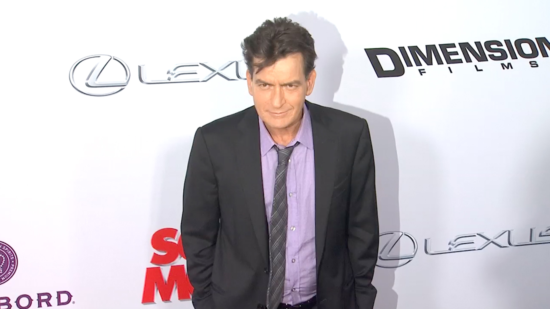 People: Charlie Sheen Is HIV-positive