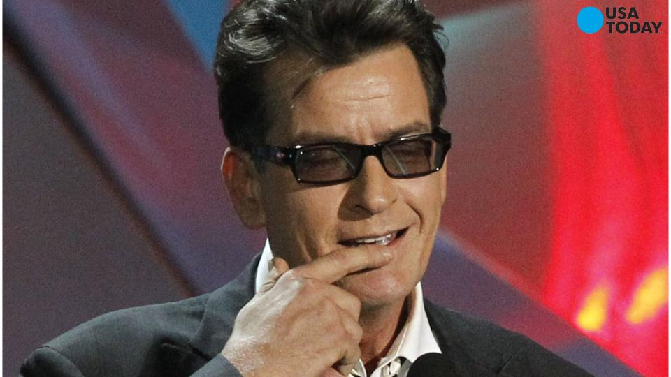 "Charlie Sheen's ex: ""I'm clean"""