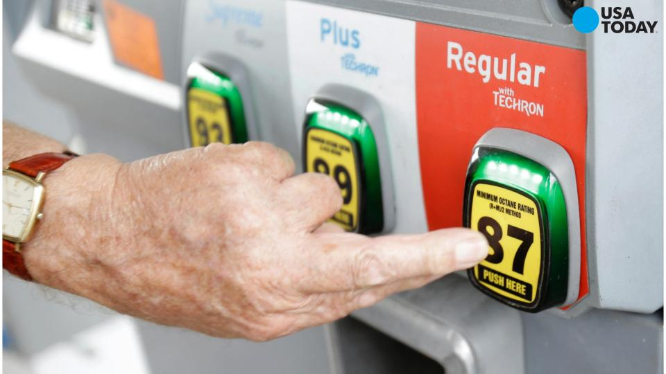 Consumer and gasoline prices rise in October