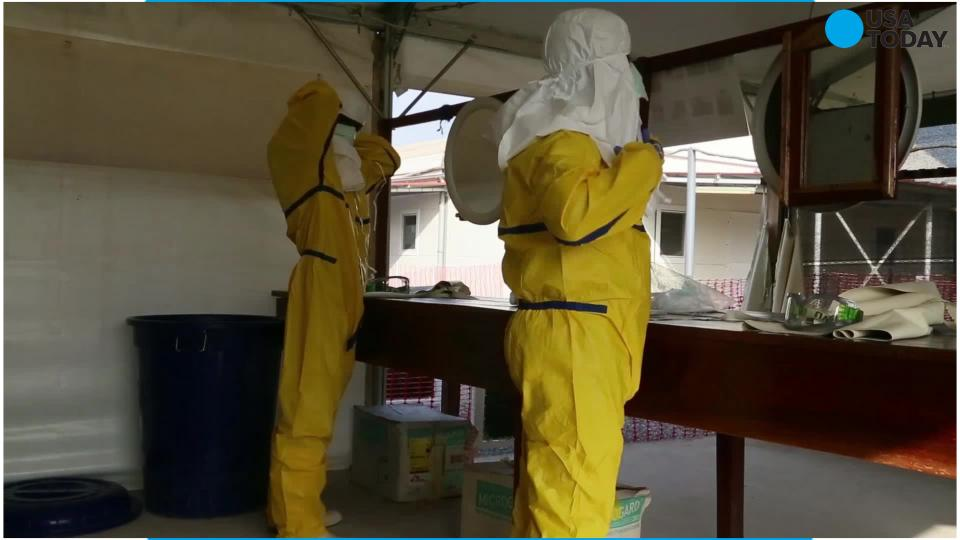 Last known Ebola patient in West Africa recovers