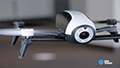 Parrot Bebop Drone 2 has longer battery life