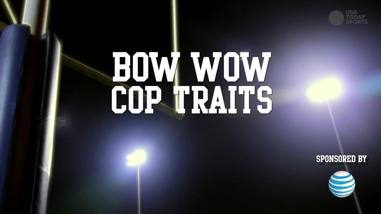 Bow Wow on why rappers make good TV cops