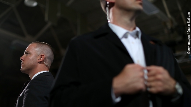 Secret service agents suspended for leaking Congressman's info