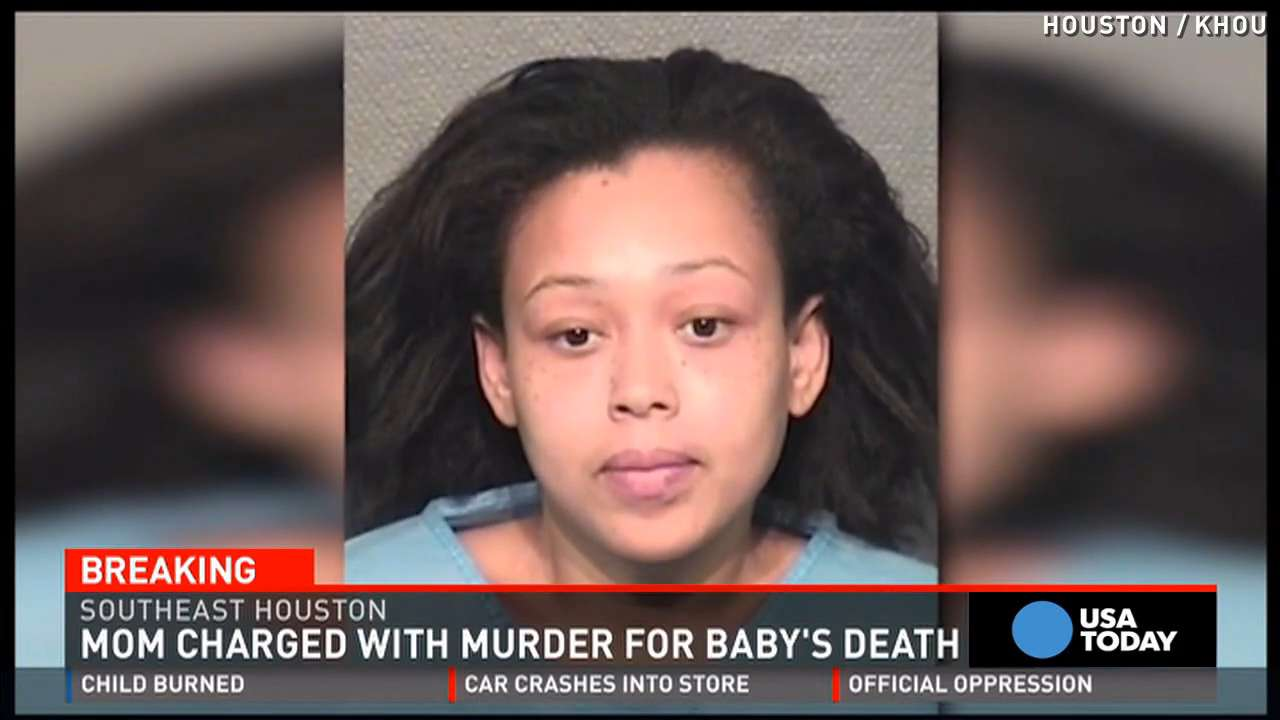 Police: Mom stabs baby to death while other kids slept