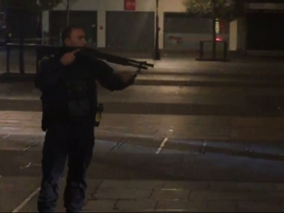 Raw: French Raid Targets Suspected Mastermind