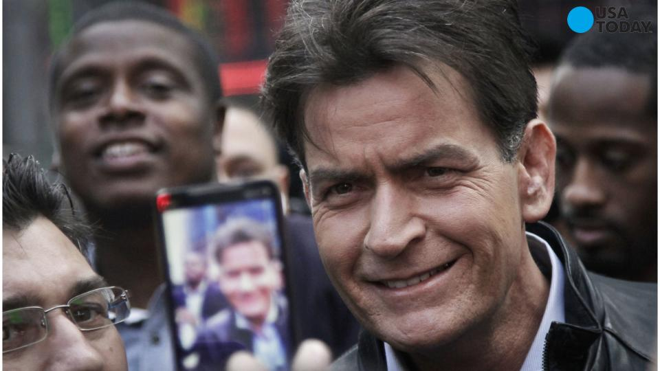 Charlie Sheen's manager explains why actor never told ex he's HIV-Positive