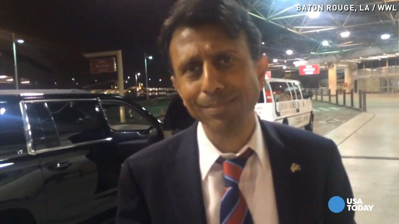 Bobby Jindal: 'This wasn't my time'