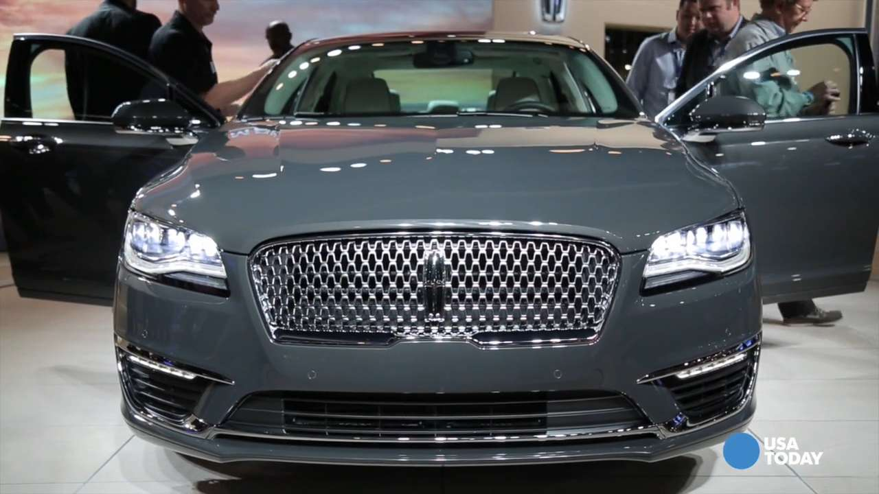 show walkaround youtube mkz watch auto lincoln and interior exterior mks detroit