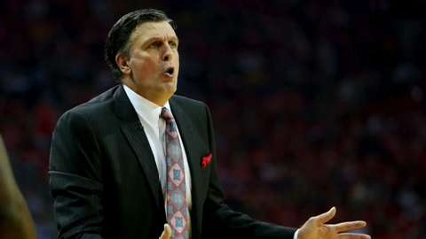 Rockets fire Kevin McHale after poor start to season