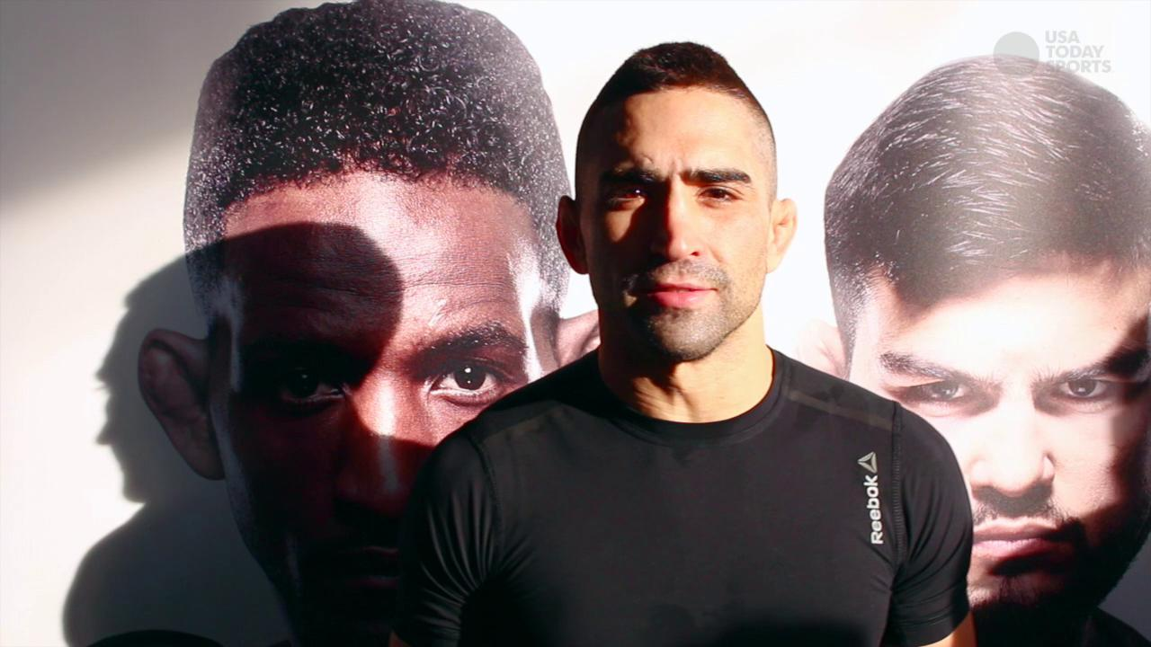Ricardo Lamas initially worried whether or not Diego Sanchez would make wieght