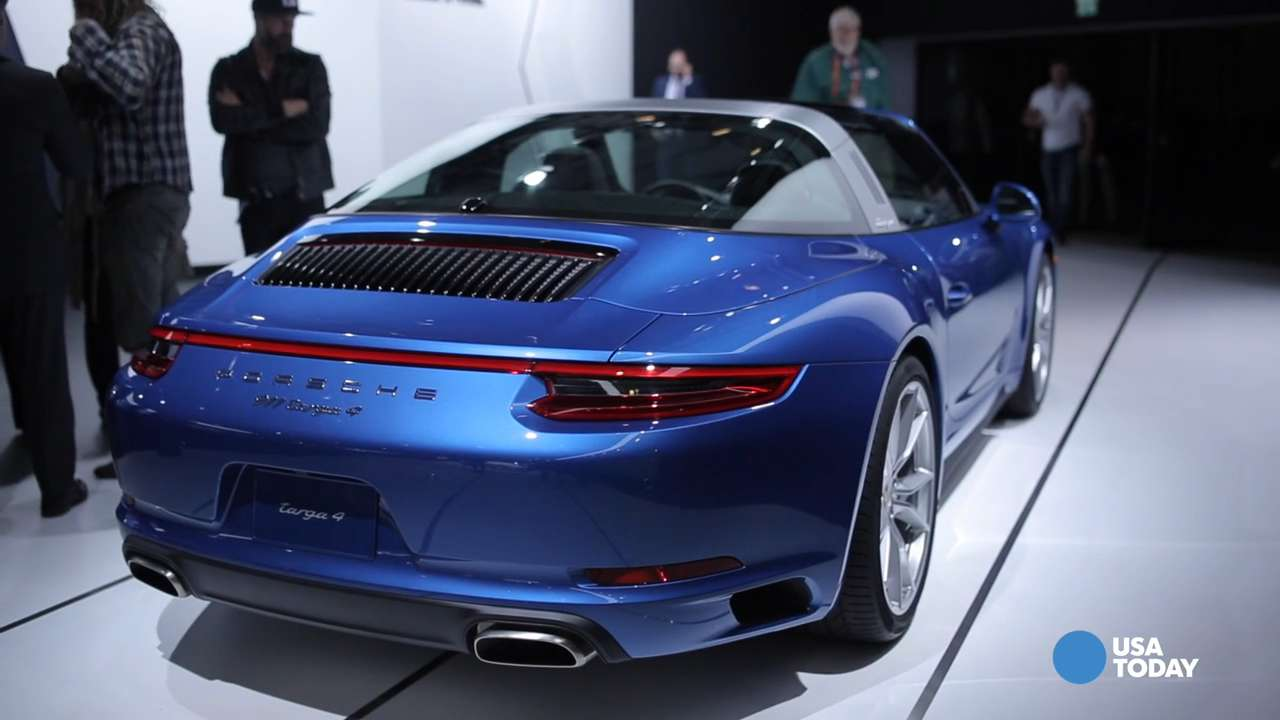Best topless cars at L.A. Auto Show