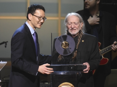 Nelson Honored With Gershwin Prize