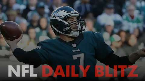 NFL Daily Blitz: Flurry of QB news