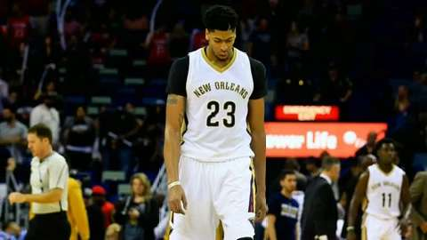 Pelicans not off to the fairy tale start they expected