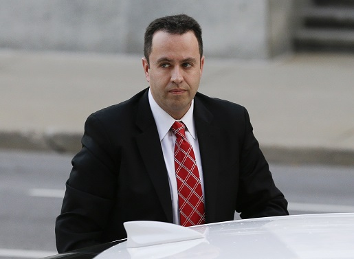 Jared Fogle sentenced to 15+ years in prison