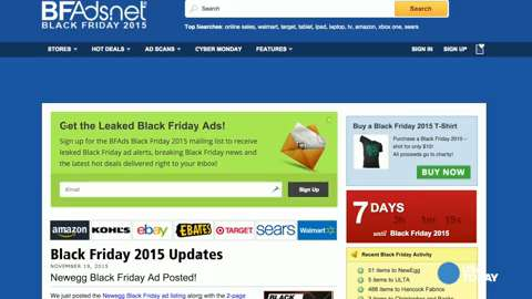 Black Friday: Where are the deals?