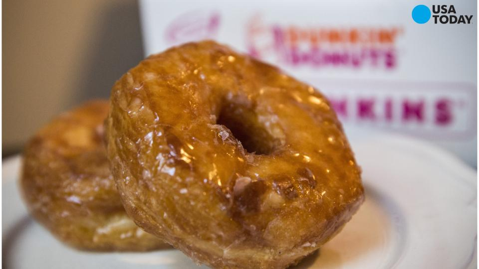 Dunkin' Donuts is testing delivery and on-the-go ordering
