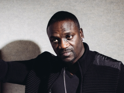 Akon Releases Five Albums!