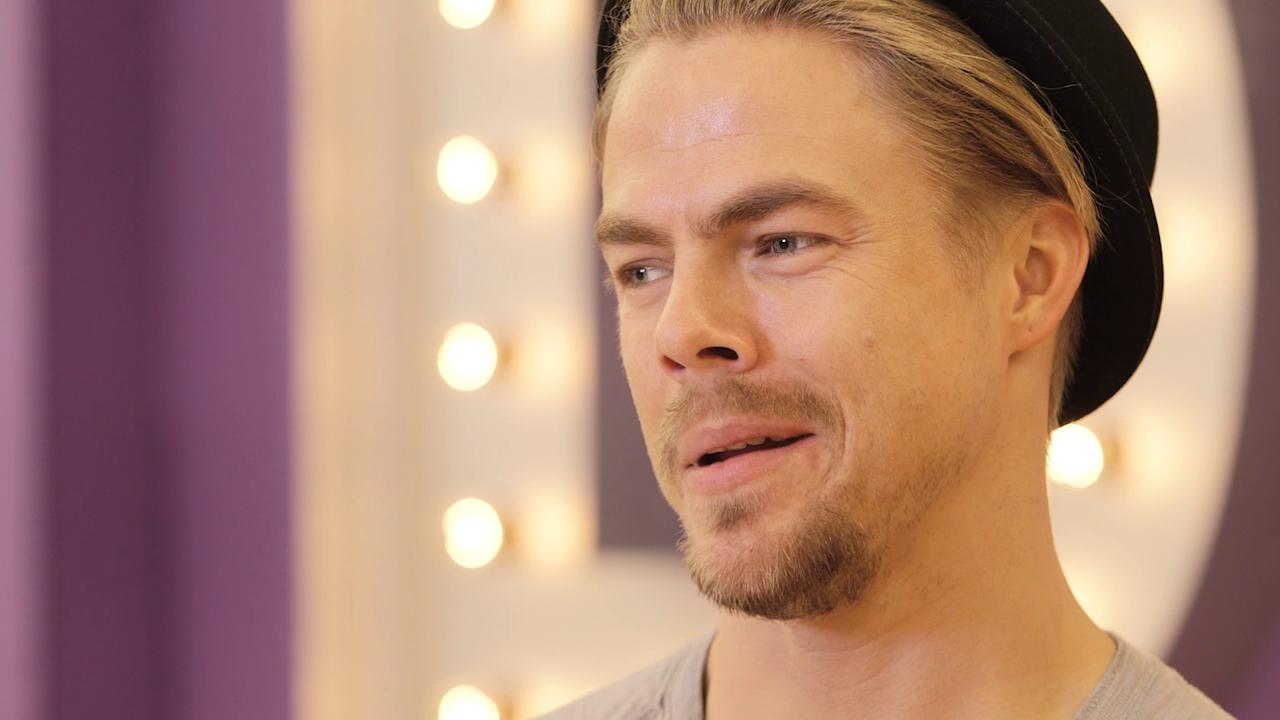 Derek Hough: Watching Bindi grow has been extraordinary!