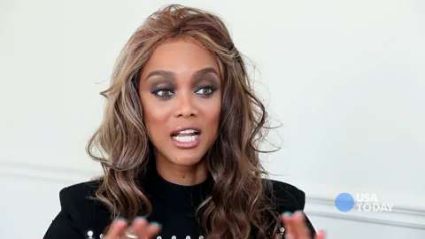 Tyra Banks on why she created 'America's Next Top Model'