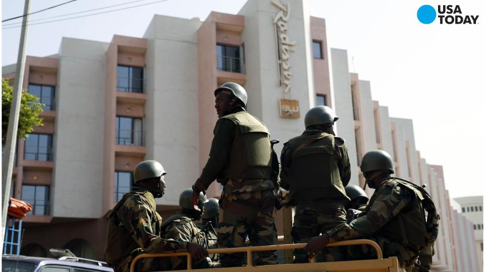 The massive hunt is on for Mali attackers