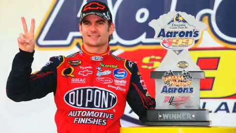 Jeff Gordon will leave lasting impact on NASCAR