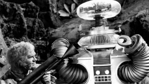 Netflix to reboot 'Lost in Space' For family audiences