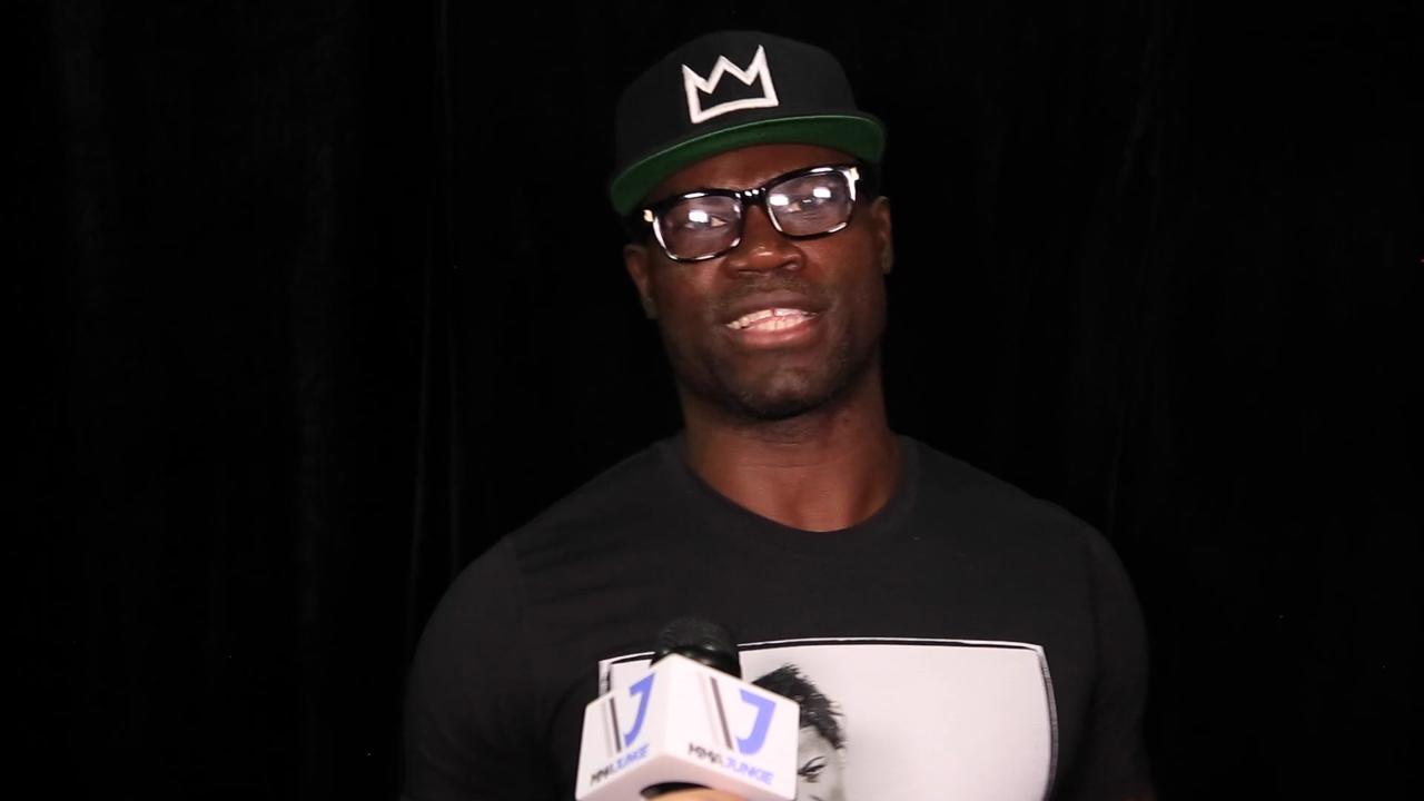 Uriah Hall wants to ease off the throttle after overactive 2015
