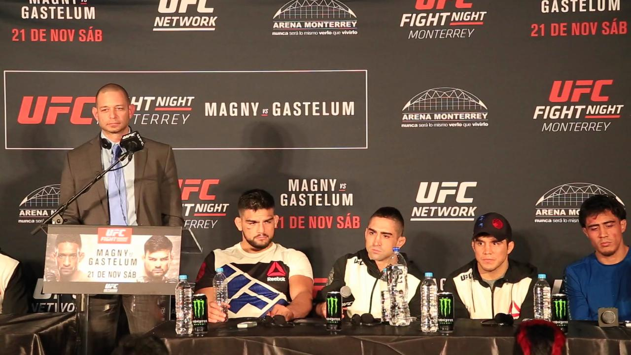 Ricardo Lamas batters Diego Sanchez but says he felt 'strong' at featherweight