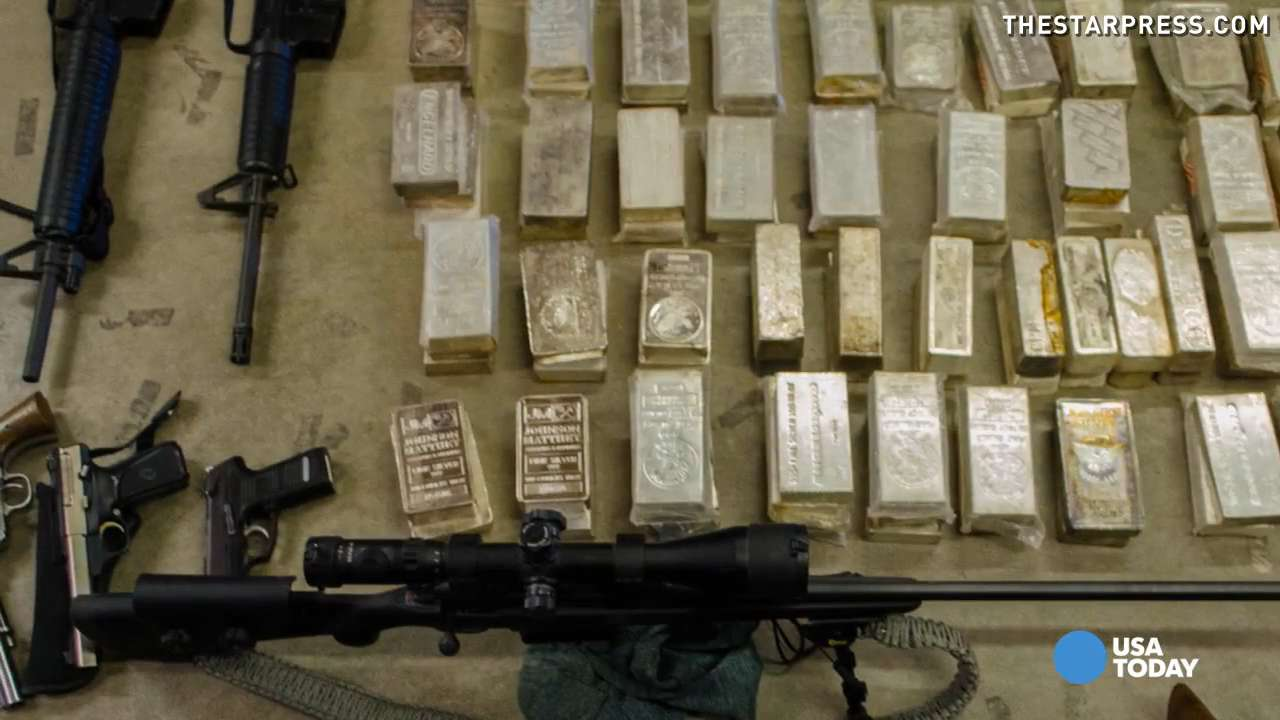 Search for body uncovers $220K in silver bars