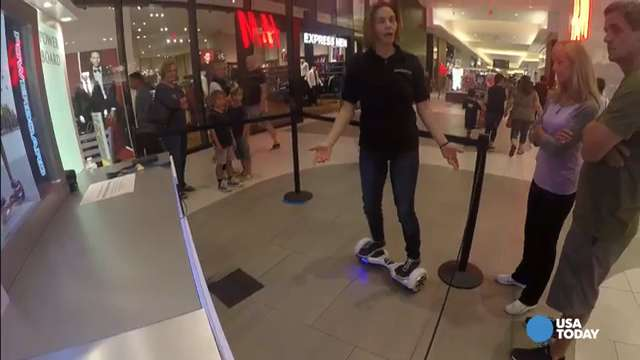 Hoverboard - holiday's hottest gift