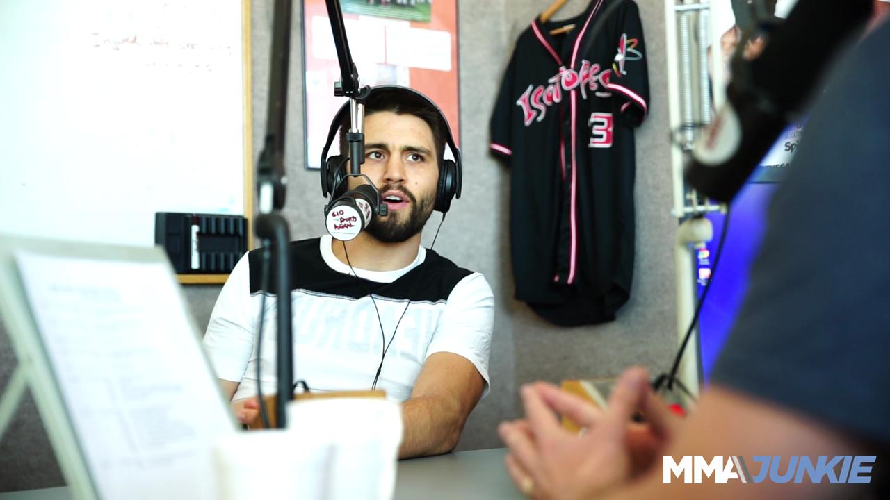 Carlos Condit Fight Journal: Episode 2: radio tour, coffee love