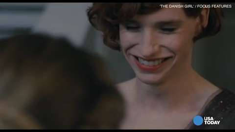Eddie Redmayne is 'The Danish Girl'