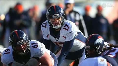 NFL Inside Slant: Starting Osweiler is right choice for Broncos
