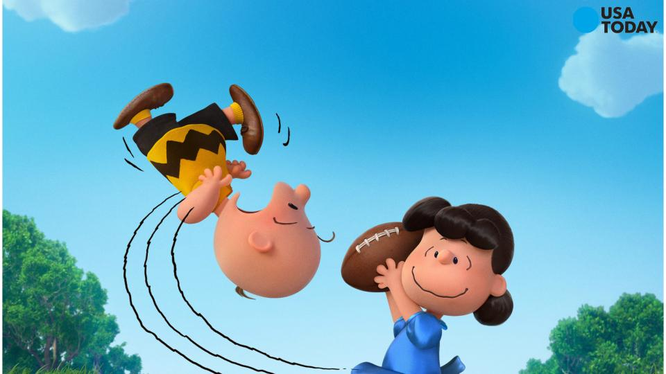 USPS app lets you take photos with Peanuts characters