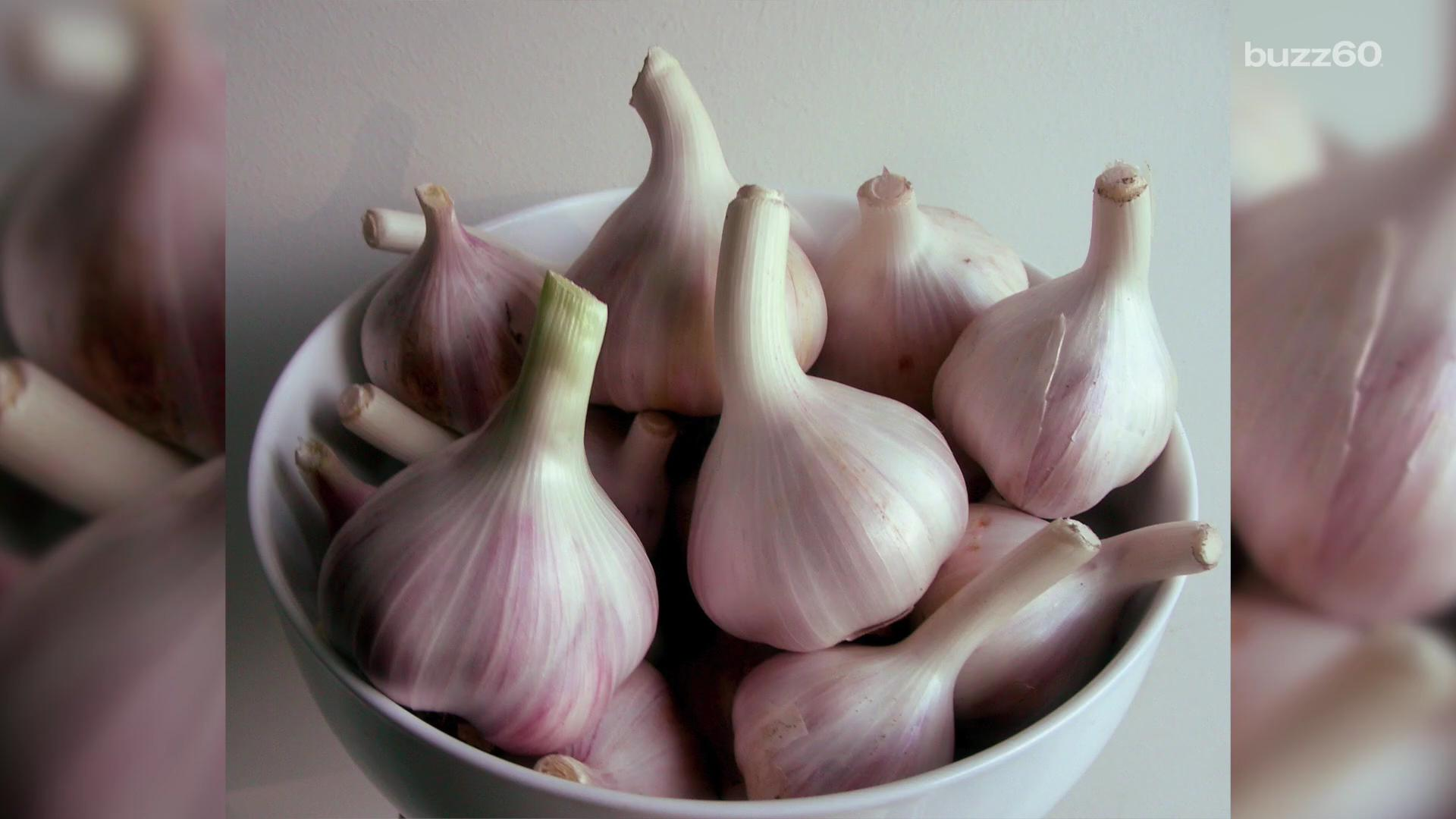 Men who eat lots of garlic smell better to women