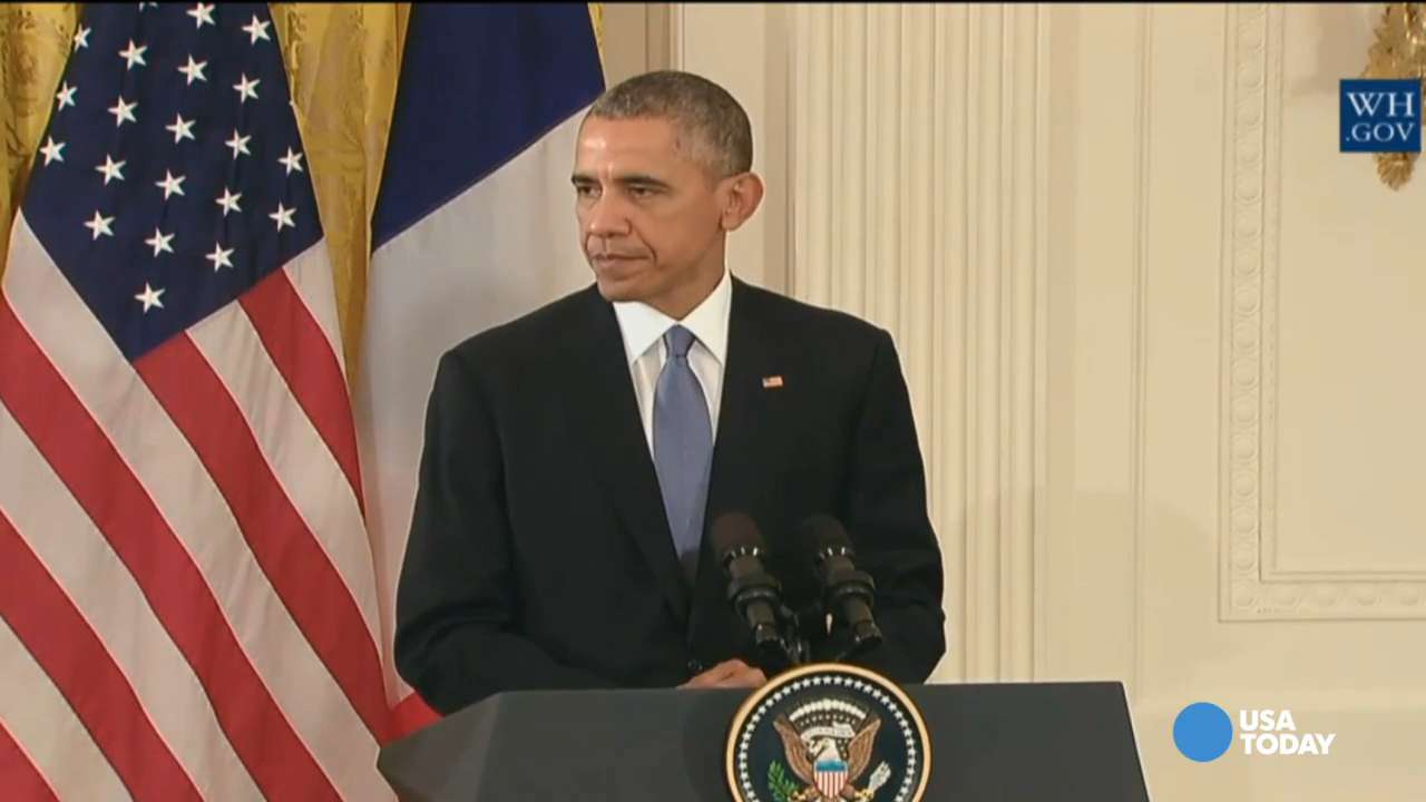 Obama: ISIL threat cannot be tolerated