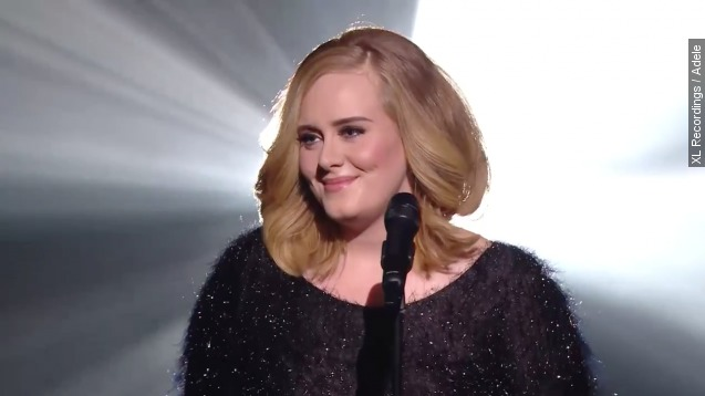 Adele smashes single-week album sales ... in just 3 days
