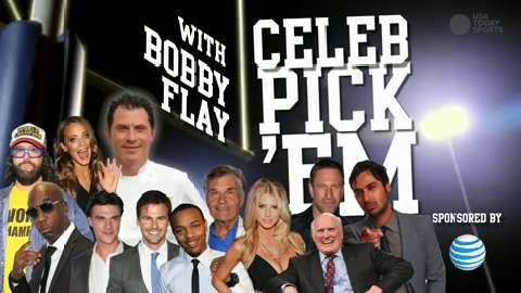 Celeb Pick 'Em Week 12 with Bobby Flay