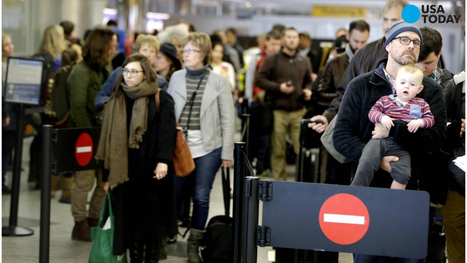 For turkey day travelers, flying will be intense
