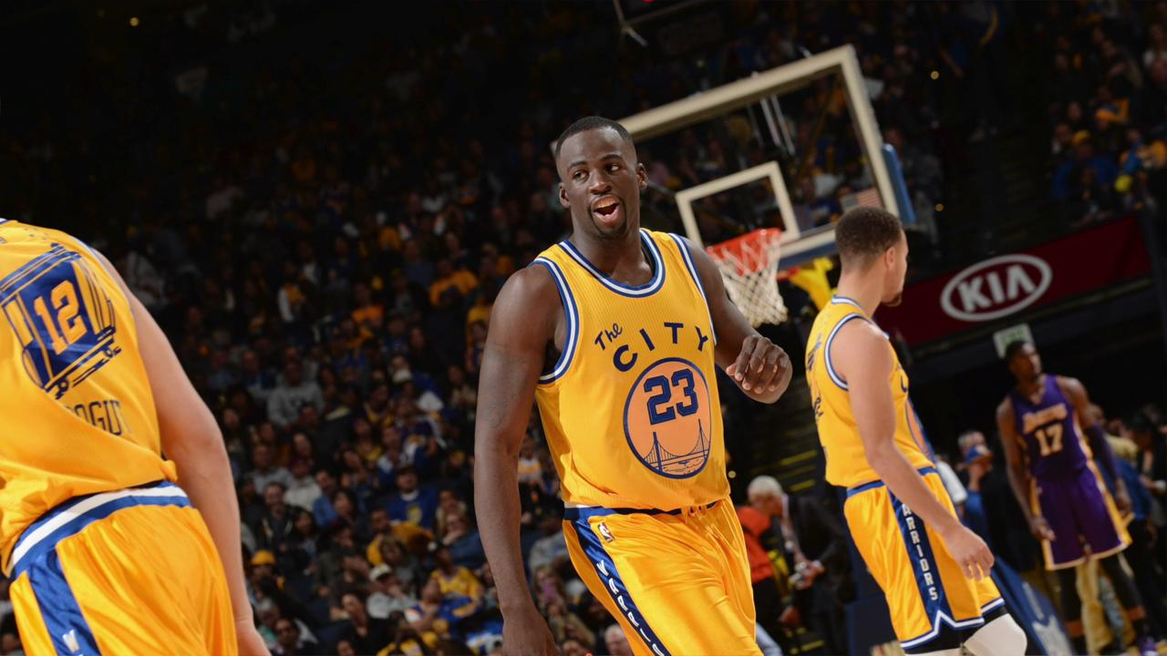 Record-breaking Warriors historically good